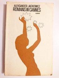 ROMANS W CANNES - Aleksander Jackiewicz 1976