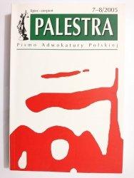 PALESTRA NR 7-8/2005 LIPIEC-SIERPIEŃ 2005