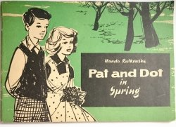 PAT AND DOT IN SPRING - Wanda Rutkowska 1962