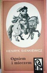 OGNIEM I MIECZEM TOM I - Henryk Sienkiewicz 1969