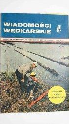 WIADOMOŚCI WĘDKARSKIE CZERWIEC 1971 (264)