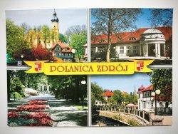 POLANICA ZDRÓJ. CZTERY UJĘCIA FOT. W. PAWLUCZUK