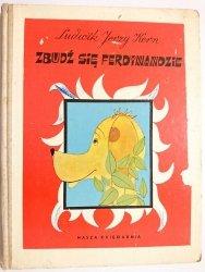 ZBUDŹ SIĘ FEDRYNANDZIE - Ludwik Jerzy Kern 1965