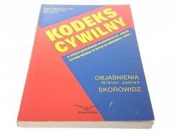 KODEKS CYWILNY Z UWZGLĘDNIENIEM.... (1998)