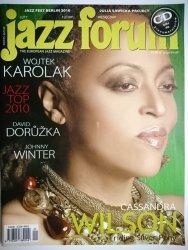 JAZZ FORUM 1-2-2011 BEZ CD