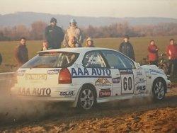 RAJD WRC 2005 ZDJĘCIE NUMER #299 HONDA CIVIC