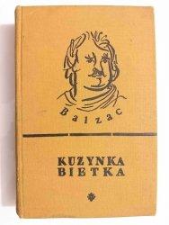 KUZYNKA BIETKA - Honoriusz Balzac 1954