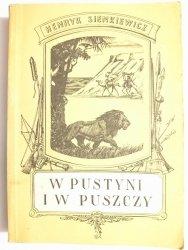 W PUSTYNI I W PUSZCZY - Henryk Sienkiewicz 1986