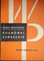 ROZMÓWKI SZWEDZKIE - Józef Trypućko 1965