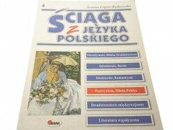 ŚCIĄGA Z JĘZYKA POLSKIEGO - J. Lupas-Rutkowska
