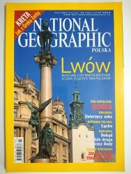 NATIONAL GEOGRAPHIC POLSKA 07-2003