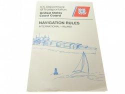 NAVIGATION RULES. INTERNATIONAL-INLAND