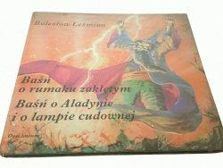 BAŚŃ O RUMAKU ZAKLĘTYM - Bolesław Leśmian (1991)