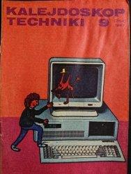 KALEJDOSKOP TECHNIKI NR 9 (364) 1987