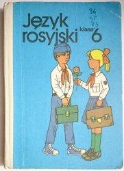 JĘZYK ROSYJSKI KLASA 6 - Piotr Oziębło 1986