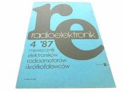 RADIOELEKTRONIK 4'87