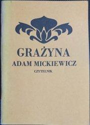 GRAŻYNA - Adam Mickiewicz 1986