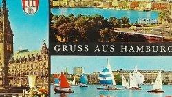 GRUSS AUS HAMBURG