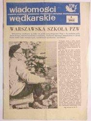 WIADOMOŚCI WĘDKARSKIE NR 3 1966