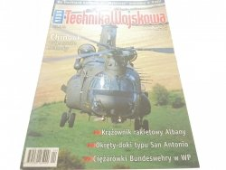 NOWA TECHNIKA WOJSKOWA KWIECIEŃ NR 4/2004