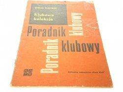 KLUBOWE KOLEKCJE - Andrzej Olszewski (1974)