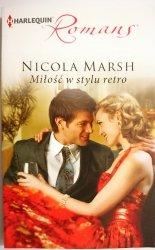 MIŁOŚĆ W STYLU RETRO – Nicola Marsh 2013