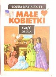 MAŁE KOBIETKI CZĘŚĆ DRUGA - Louisa May Alcott 1992