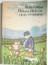 DOKTOR DOLITTLE I JEGO ZWIERZĘTA - Lofting 1988