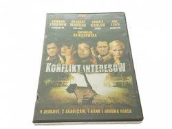 KONFLIKT INTERESÓW. FILM DVD