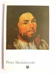 PIOTR MICHAŁOWSKI - 1986