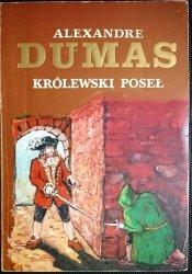 KRÓLEWSKI POSEŁ - Alexandre Dumas 1991