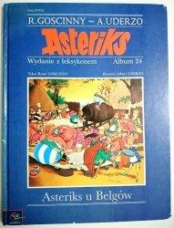 ASTERIKS TOM 24 ASTERIKS U BELGÓW - Rene Goscinny