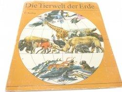 DIE TIERWELT DER ERDE - U. Sedlag 1972