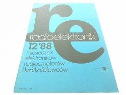 RE RADIOELEKTRONIK 12'88