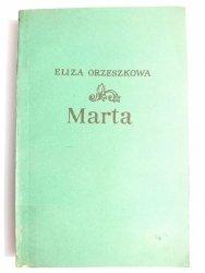 MARTA - Eliza Orzeszkowa 1953