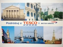 PODRÓŻUJ Z TESCO I BRITISH AIRWAYS