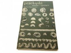 PRZEKĄSKI ZIMNE I GORĄCE - Bytnerowicz 1977