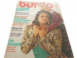 BURDA 12 GRUDZIEŃ 1990
