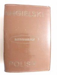 SŁOWNIK ANGIELSKO-POLSKI POLSKO-ANGIELSKI - Katarzyna Billip 1972