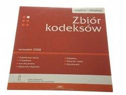 ZBIÓR KODEKSÓW. WRZESIEŃ 2008