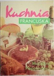 KUCHNIA FRANCUSKA - Marianne Pieppenstock 1991