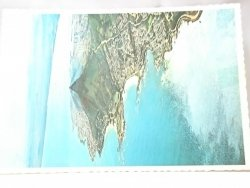 CAPE TOWN. AERIAL VIEW OF LION'S HEAD WITH THE