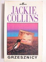 GRZESZNICY - Jackie Collins 1992