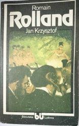 JAN KRZYSZTOF. KSIĘGA PIERWSZA Romain Rolland 1988