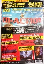 CD-ACTION NR 01/2016 (251) Z PŁYTAMI DVD