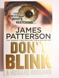 DON T BLINK - James Patterson 2011