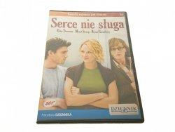 SERCE NIE SŁUGA DVD