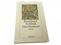 DER VORLESER - Bernhard Schlink 1995