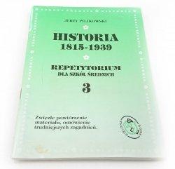 HISTORIA 1815-1939 REPETYTORIUM CZĘŚĆ 3