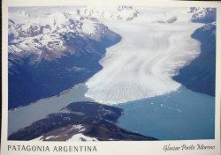 PATAGONIA ARGENTINA. GLACIAR PERITO MORENO